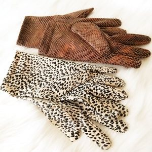 Snugfit Gloves Fashion accessories Set of Two Pair